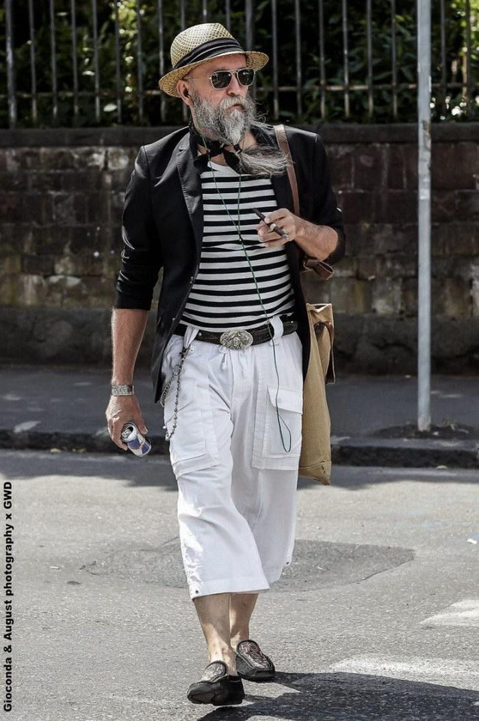 22 пенсионера, которые выглядят лучше молодых парней