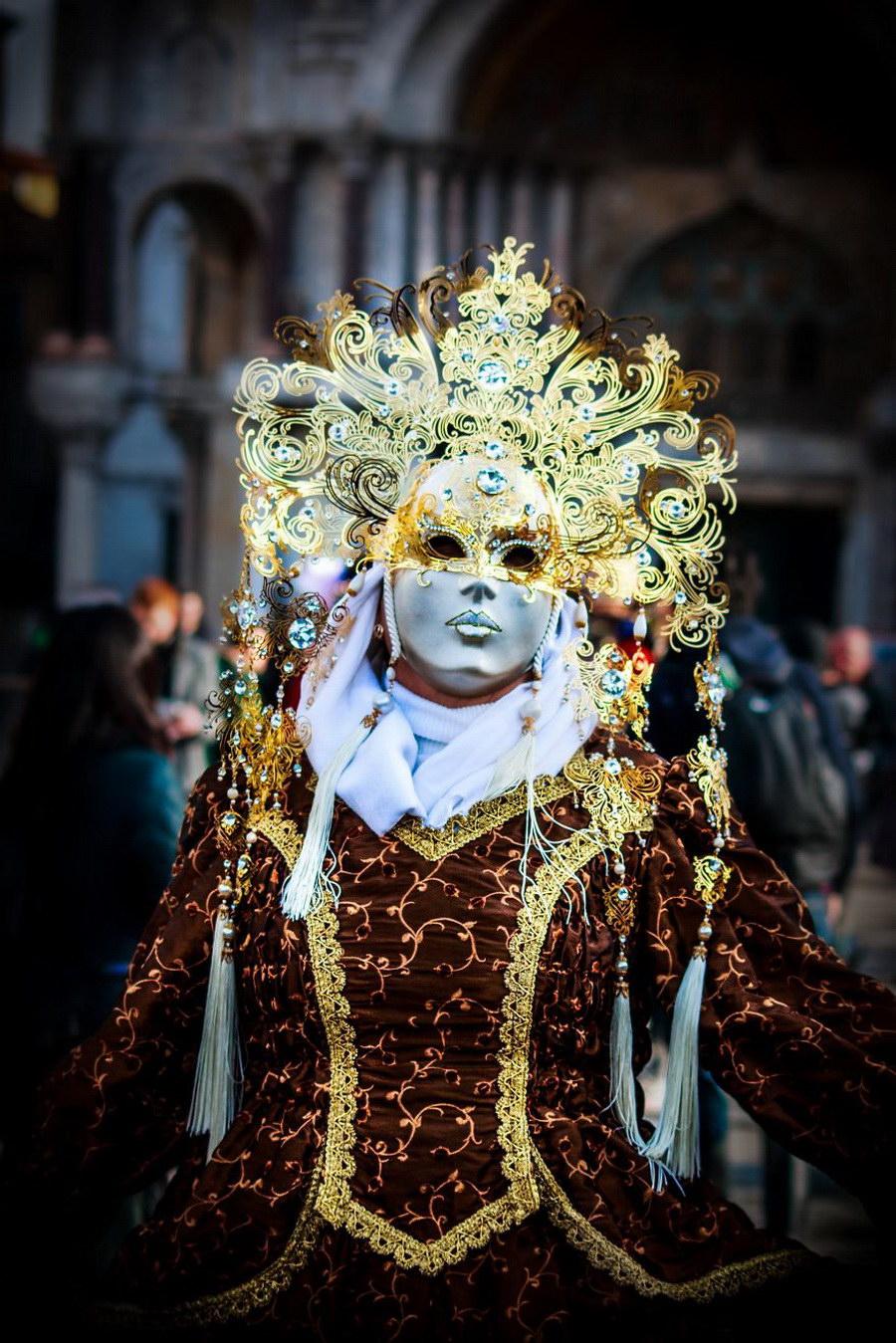 Персонажи Венецианского карнавала