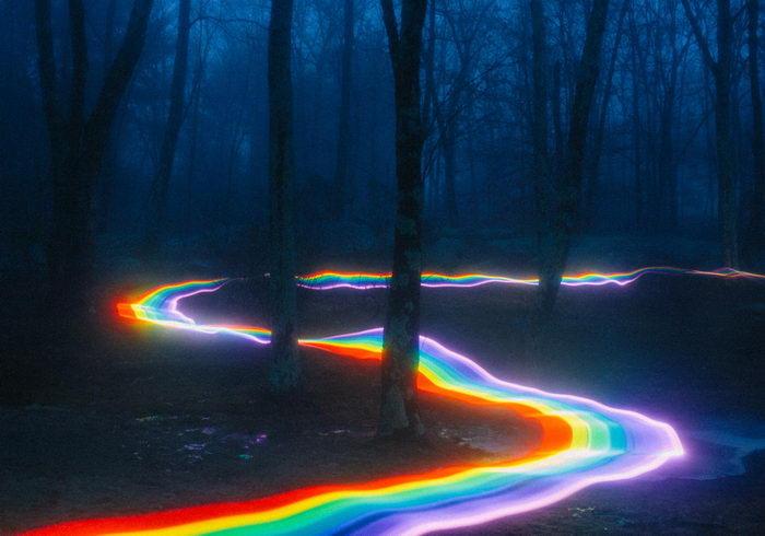 Радужный путь Daniel Mercadante