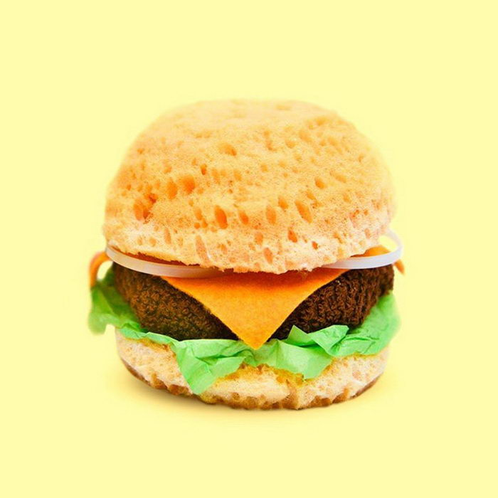 Еда из несъедобных предметов: проект Kristina Lechner