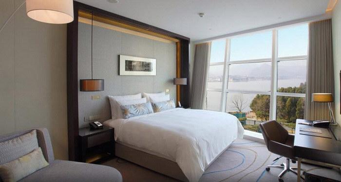 Удивительный дизайн The Sunrise Kempinski Hotel