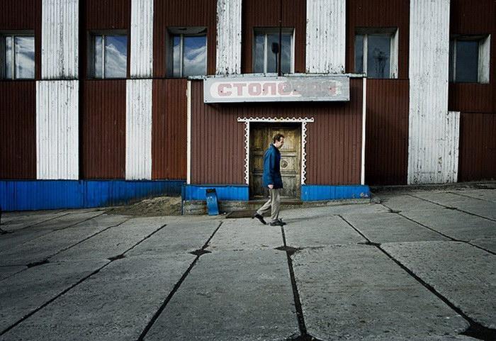 Суровые фотографии Diego Franssens