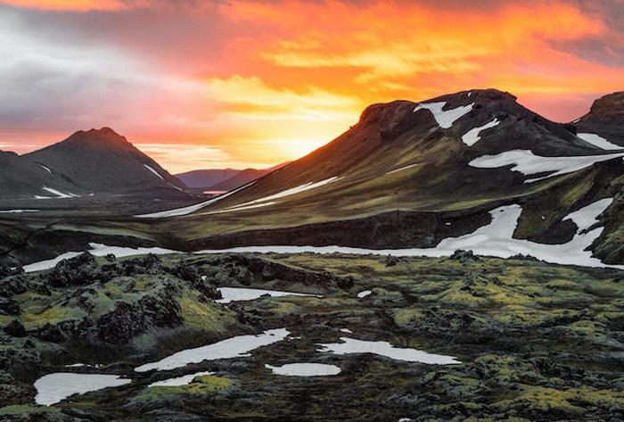 Исландия в фотографиях Eva Ho