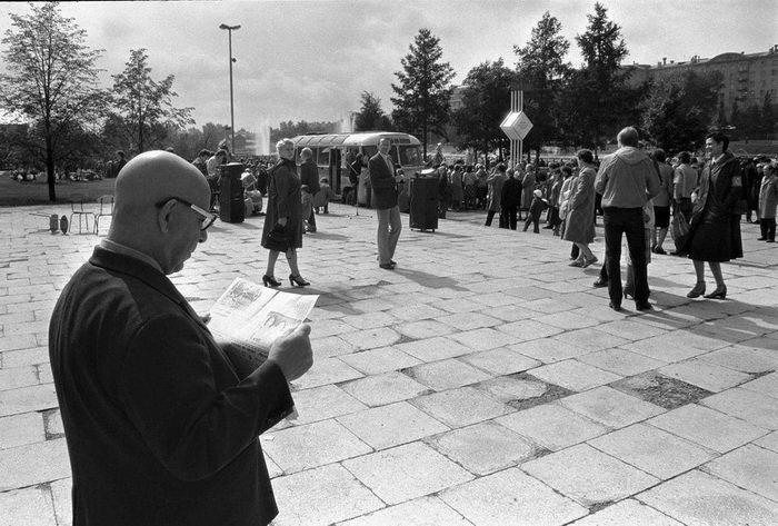 Екатеринбург в 1980-1990 годах: снимки Johannes Galert