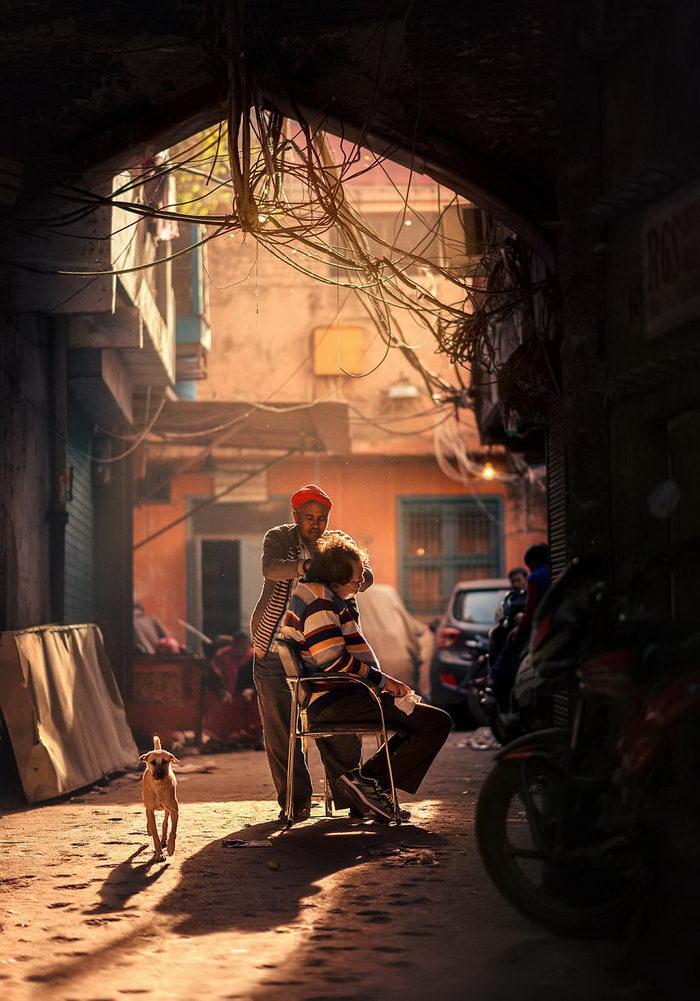 Улочки Южной Азии в фотограифях Ashraful Arefin