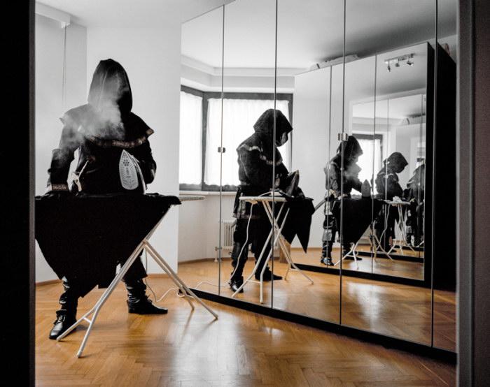 Домашние косплейщики: фотографии Klaus Pichler