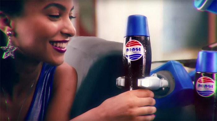 Коллекционные бутылки Pepsi в честь 30-летия фильма «Назад в Будущее»