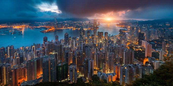 Азия в фотографиях Peter Stewart