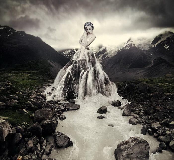 Проект «Богини» Karolina Ryvolova