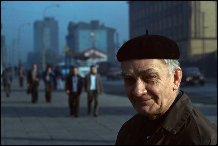 Польша начала 1980-х в фотографиях Bruno Barbey