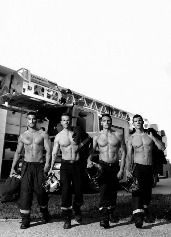 Календарь пожарных на 2016 год