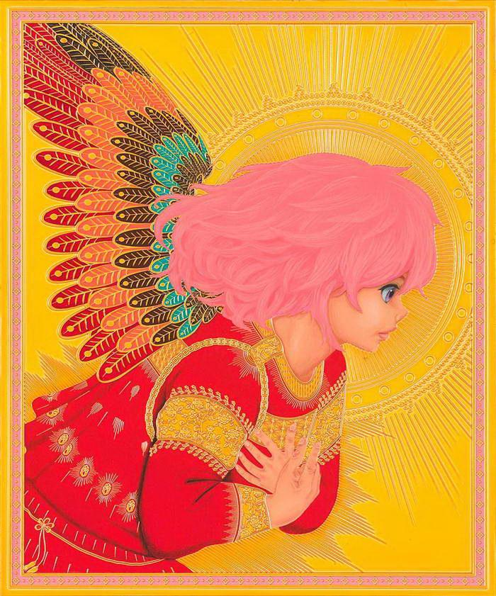 Аниме и религия: проект Hiroshi Mori