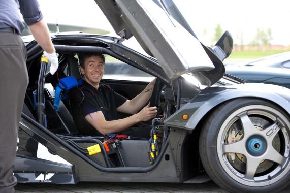 Как McLaren Automotive праздновал 20-ую годовщину суперкара McLaren F1