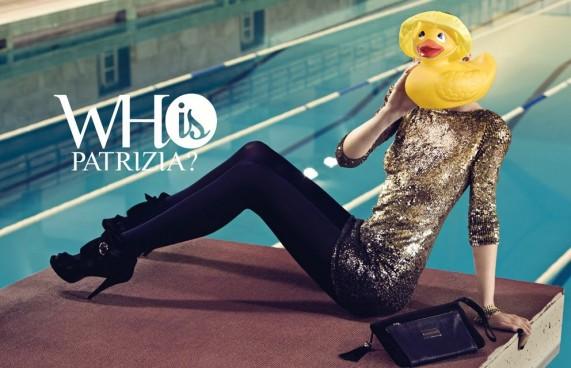 Рекламная кампания бренда Patrizia Pepe, осень 2010