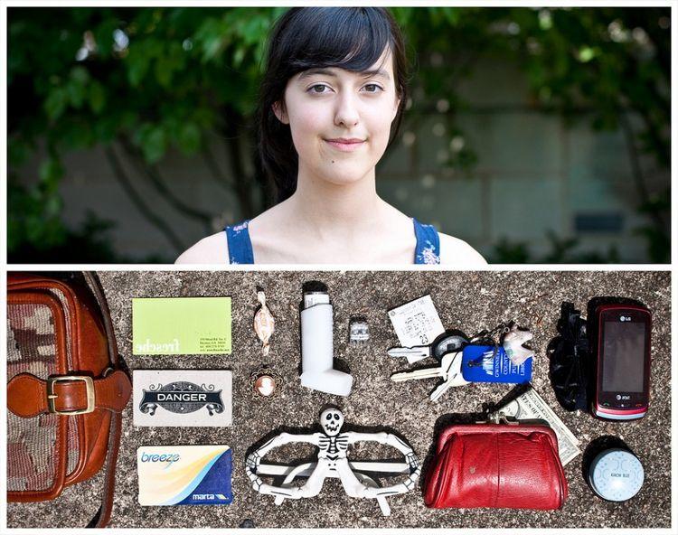 """Проект """"Персона"""": Люди и их сумки"""