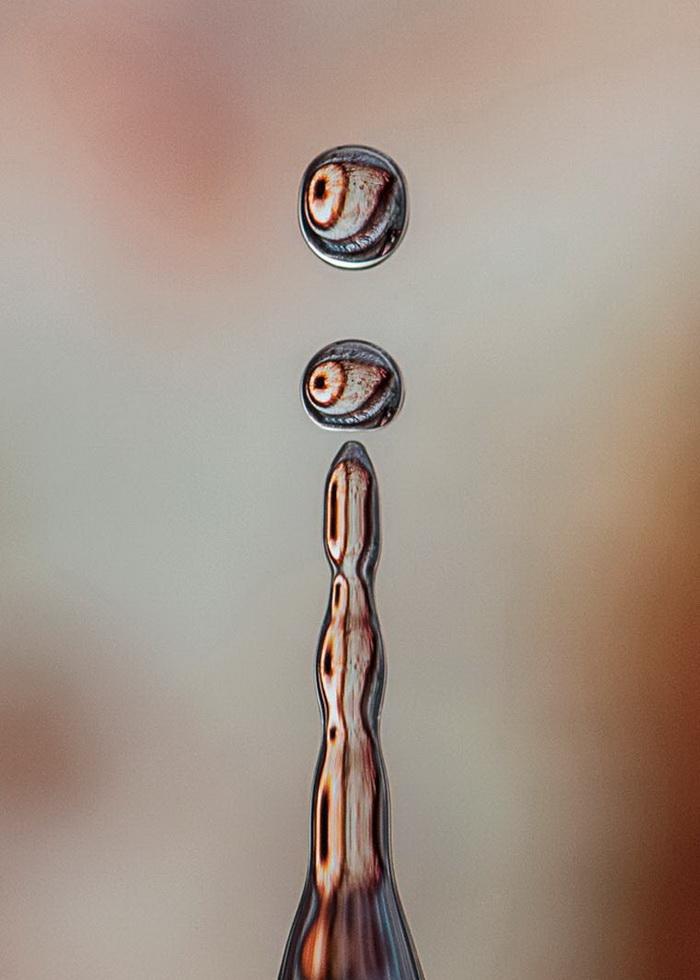 Капли воды Dave Wood