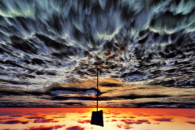 Закаты в объективе Guy Cohen