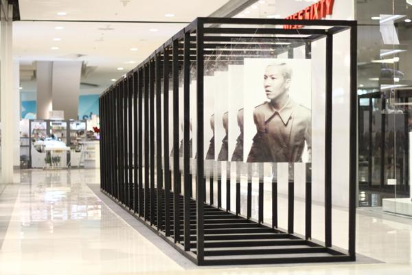Gene Kasidit в пространственно-временном коридоре