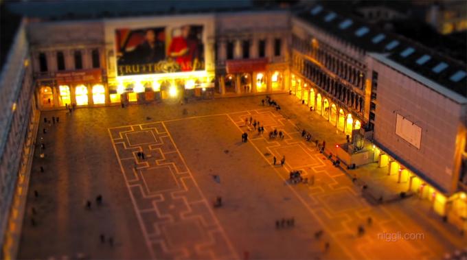 Фотокадры фильма о Венеции