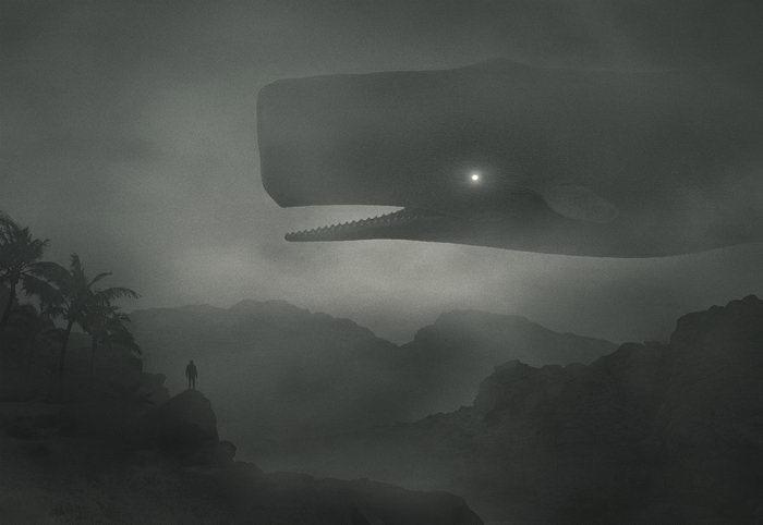 Мистические иллюстрации Dawid Planeta
