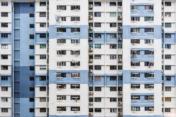 Жизнь в бетонных коробках: фотографии Alex Galmeanu