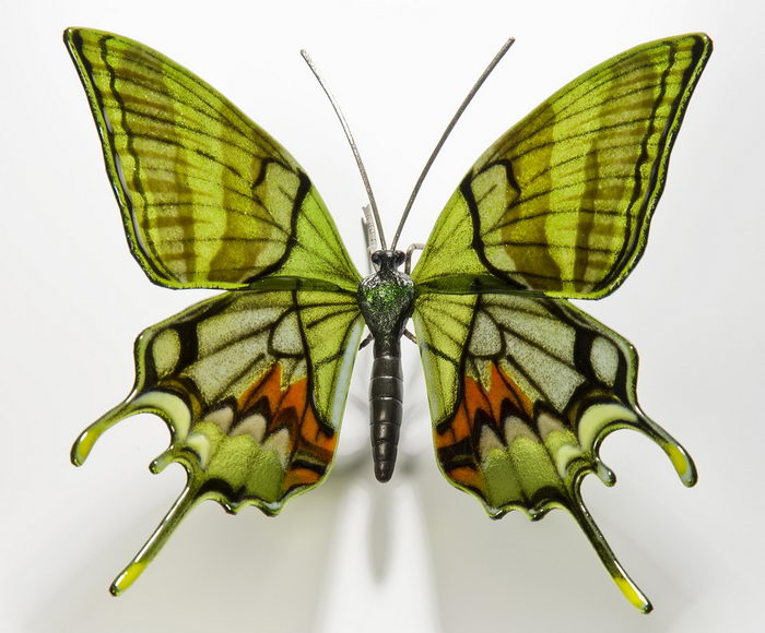 Стеклянные бабочки Laura Hart
