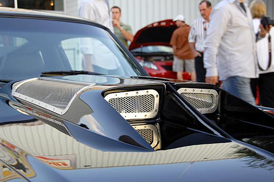 Нестандартный Форд Мустанг