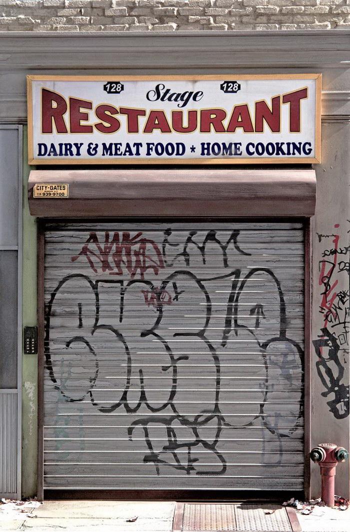 Модели фасадов Нью-Йорка Randy Hage