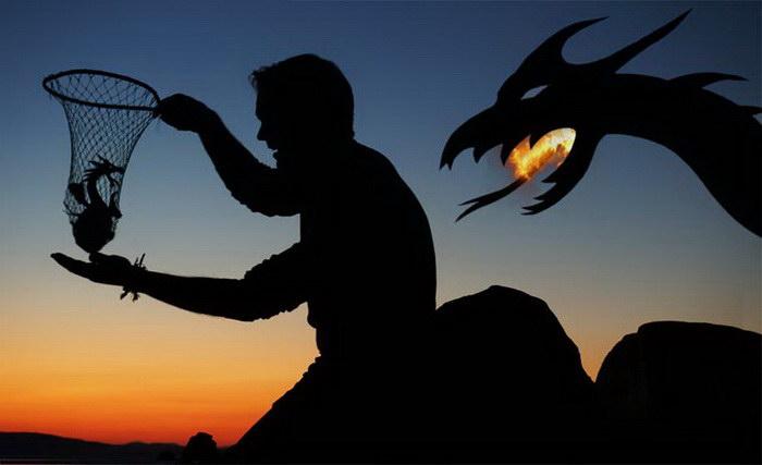 Селфи на закате: фотографии John Marshall