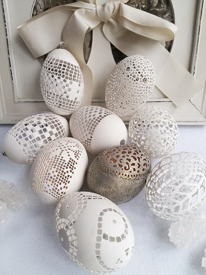Резьба по яичной скорлупе Dana Liashenko