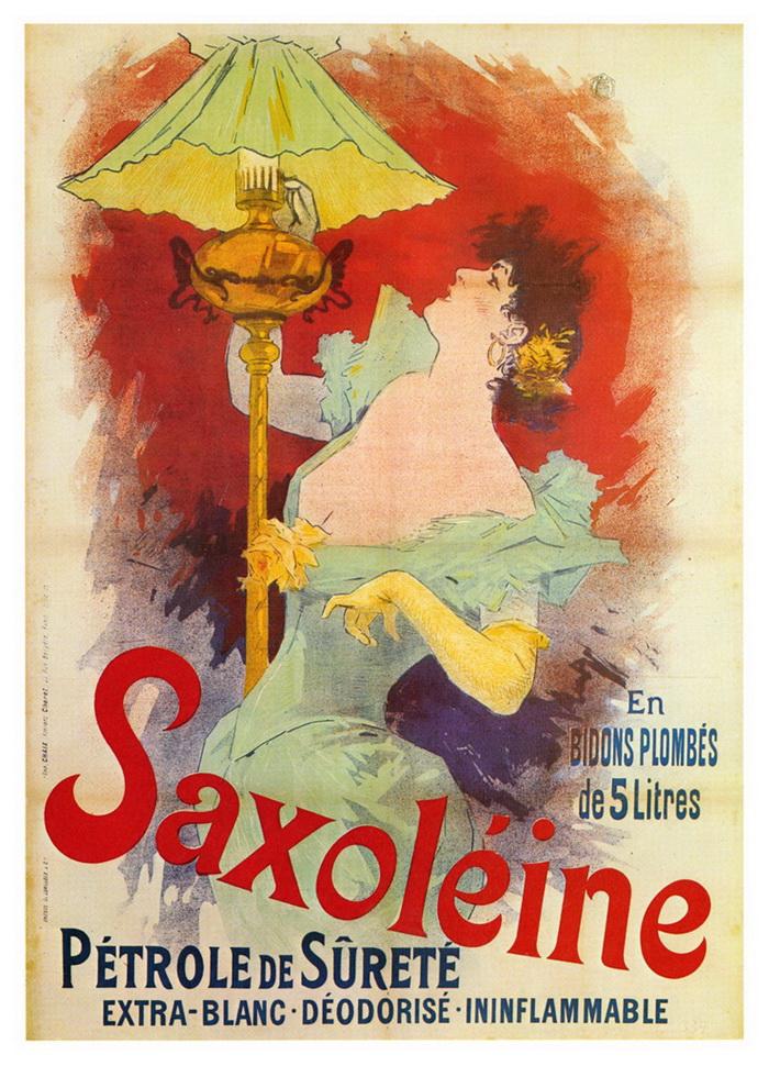 Европейские плакаты конца XIX века: Belle Époque