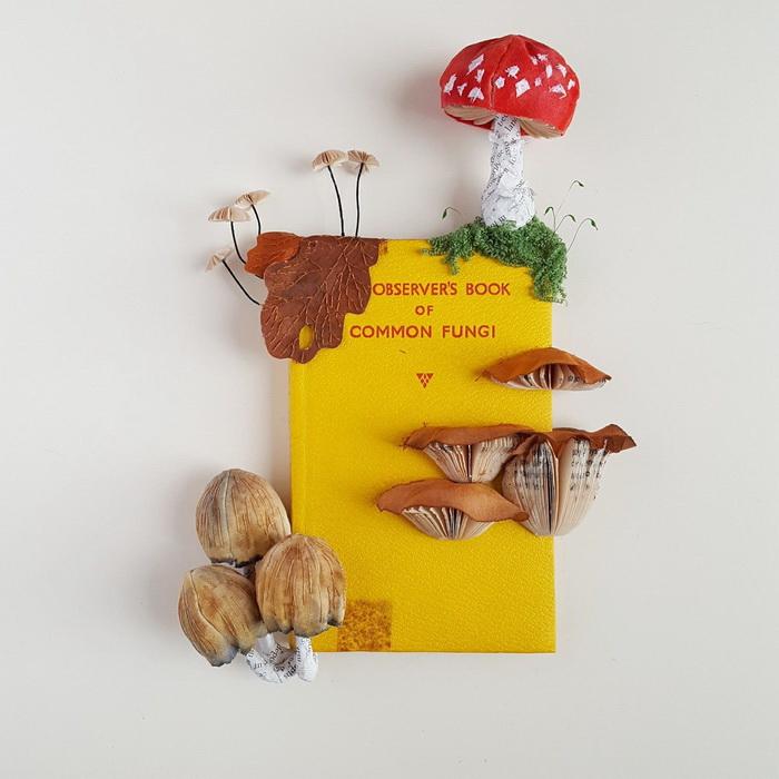 Бумажные творения Kate Kato