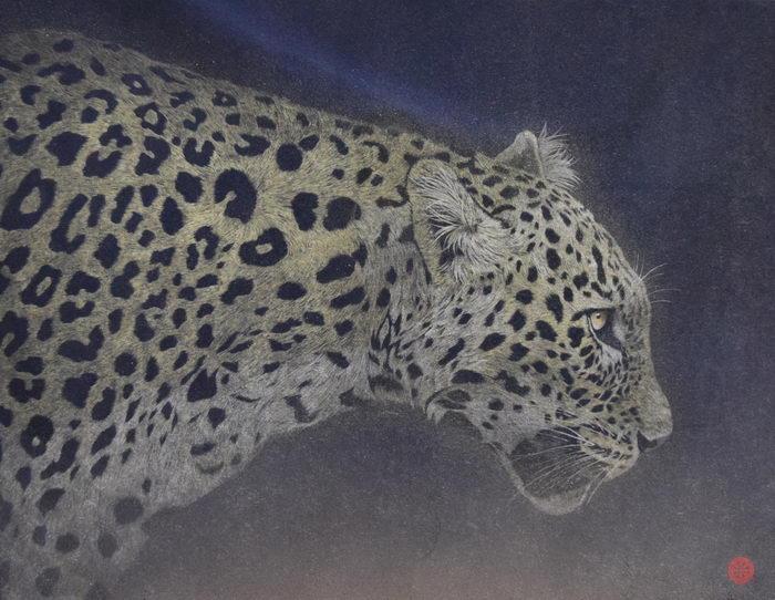 Животные японских рассказов в рисунках Takashi Kanazawa
