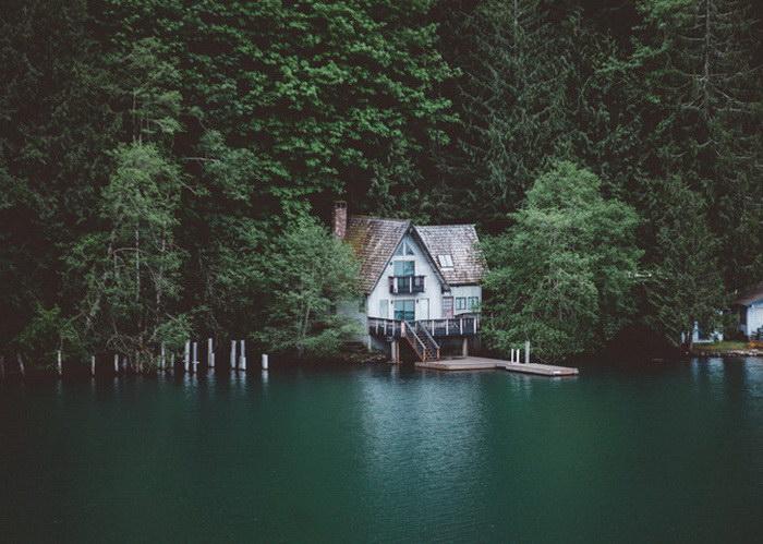Романтика палаточных путешествий в снимках Sam Elkins