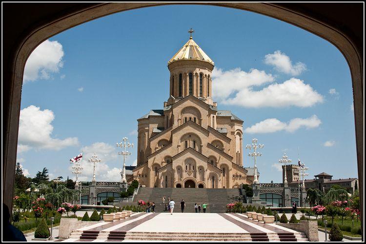 Нынешний Тбилиси