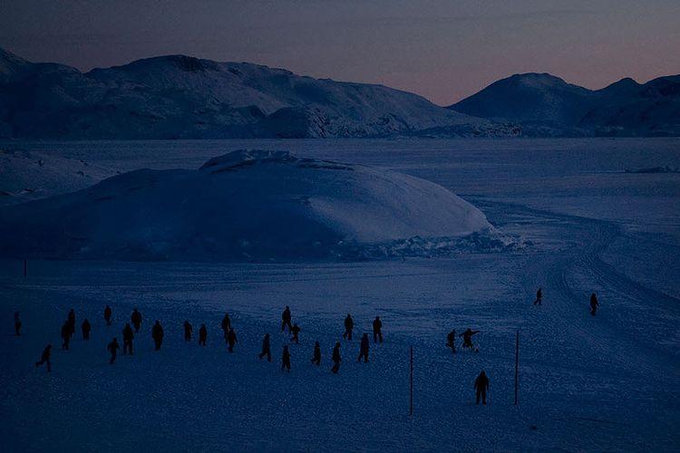 Гренландия: красота планеты