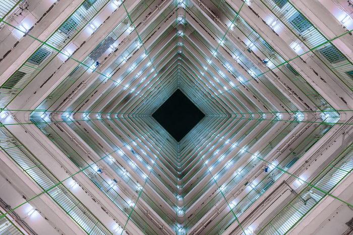 Гонконг в ярких фотографиях Dietrich Herlan