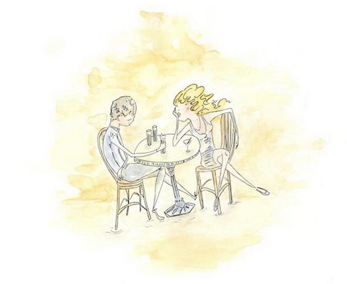 Зарисовки Ивана Альховского