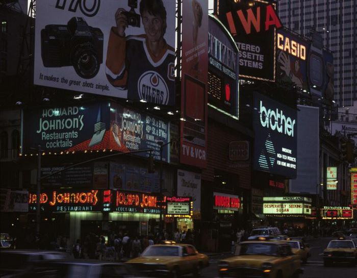Как выглядела Таймс-сквер 117 лет назад