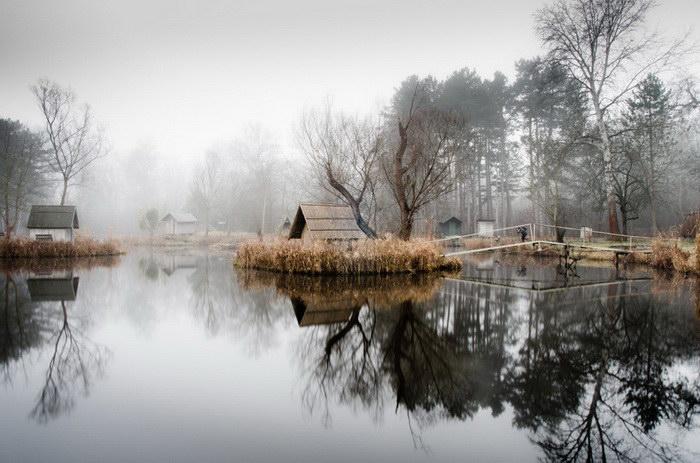 Деревушка под Будапештом в фотографиях Viktor Egyed