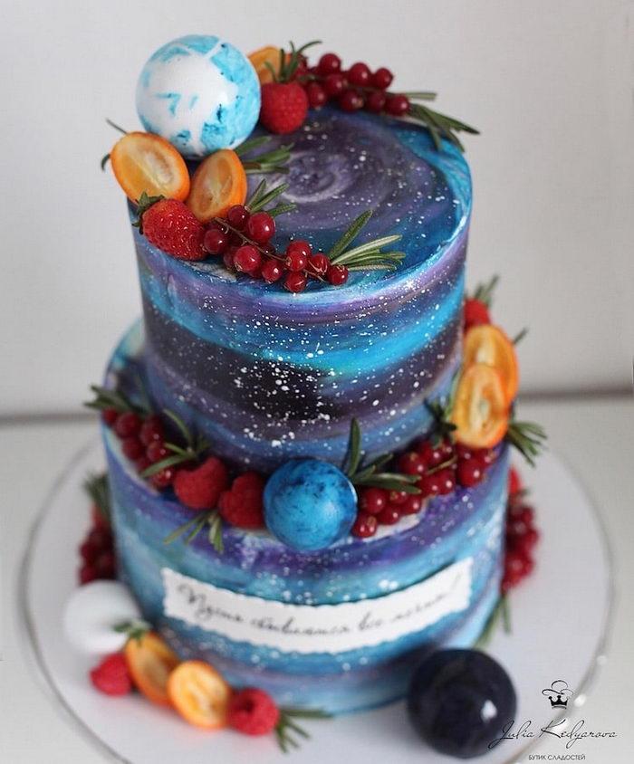 Удивительные торты Yulia Kedyarova