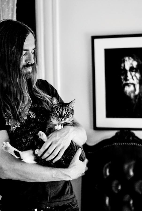 Металлисты и котики