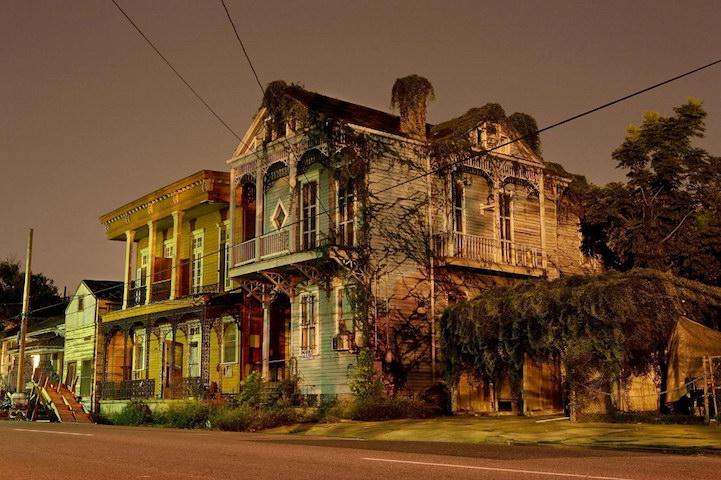 Новый Орлеан