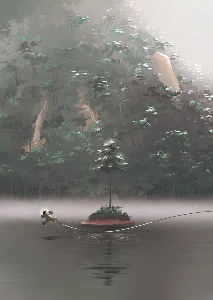 Иллюстрации Jane Bak