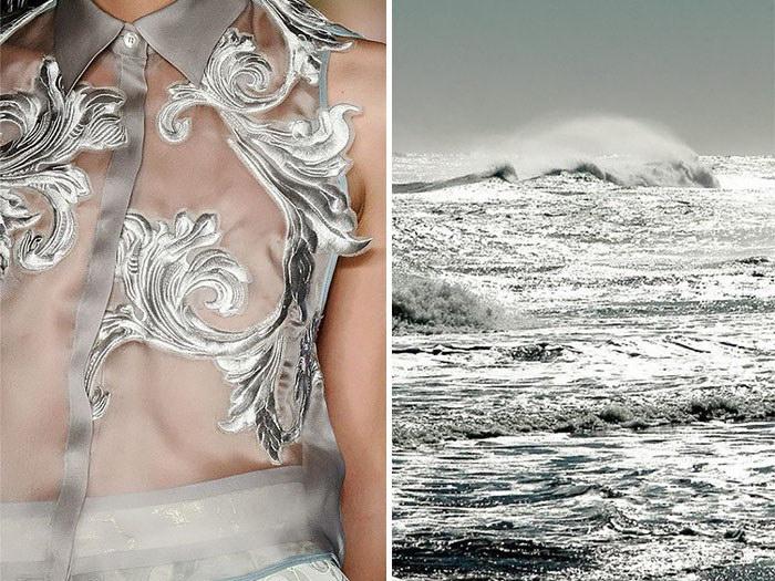 Мода, вдохновленная природой