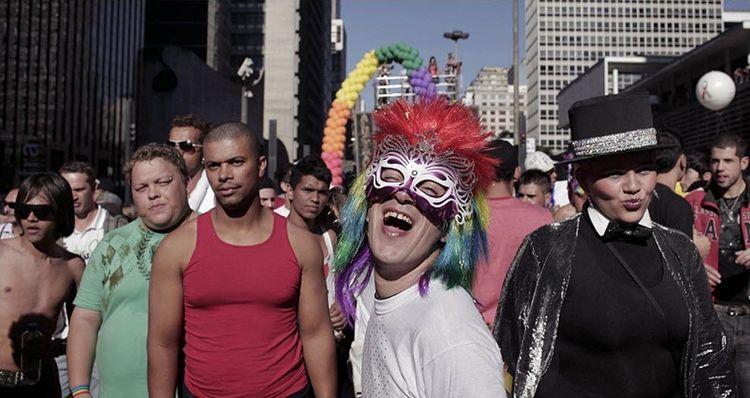 Гей-парад в Бразилии