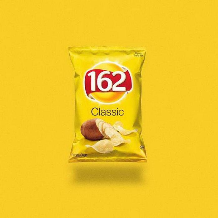 Количество калорий на упаковке: проект Caloriebrands