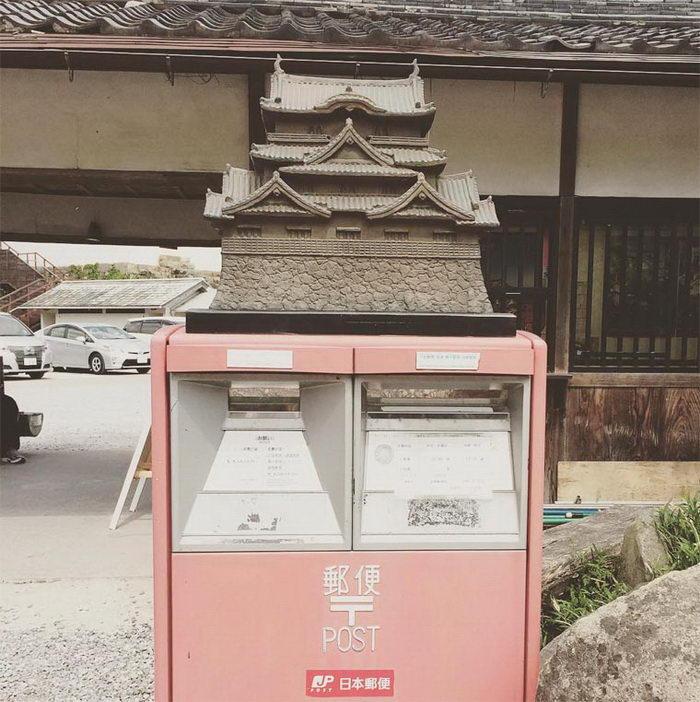 30 милых почтовых ящиков Японии