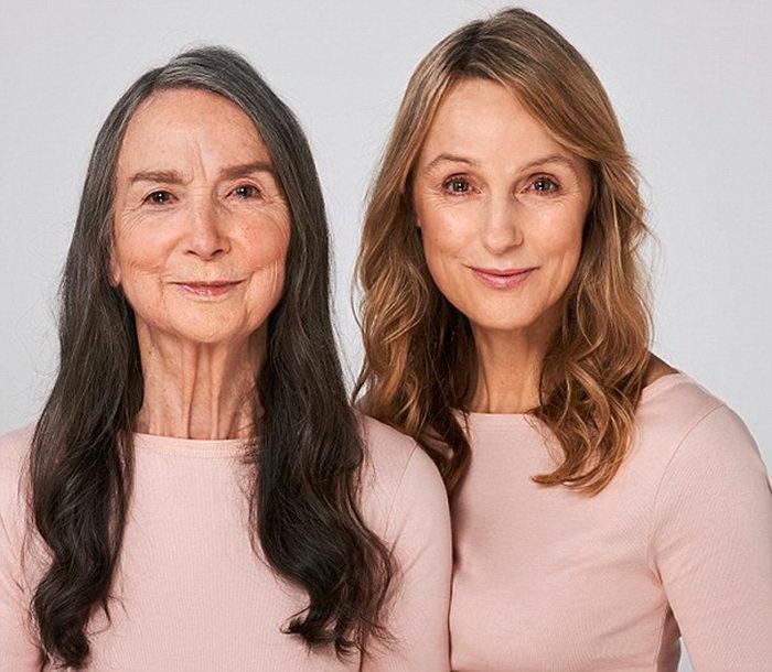 Доказательство того, что все матери и дочки невероятно похожи