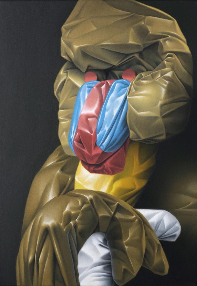 Работы немецкого художника